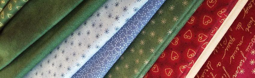 I tessuti americani adatti a lavorazioni come il patchwork, il quilting e home design
