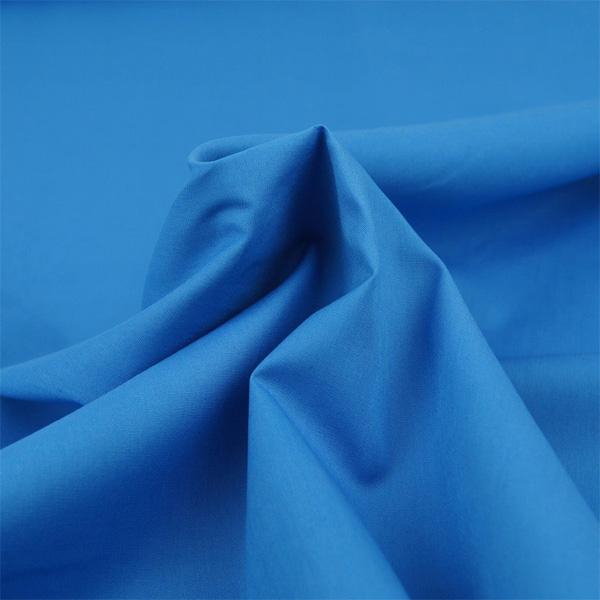 Tessuto tinta unita - Blu Acqua