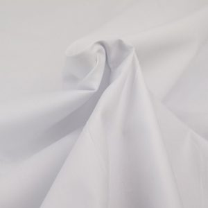 Tessuto tinta unita - Bianco