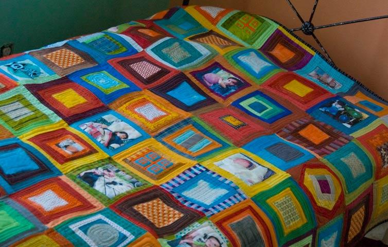 Tutorial su come realizzare il patchwork a mano