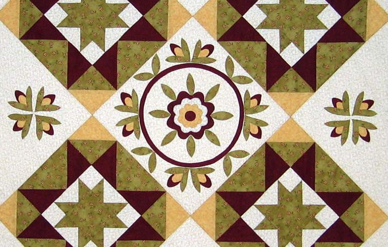 Patchwork Applique