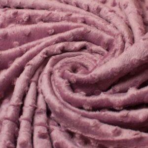 minky rosa scuro antico
