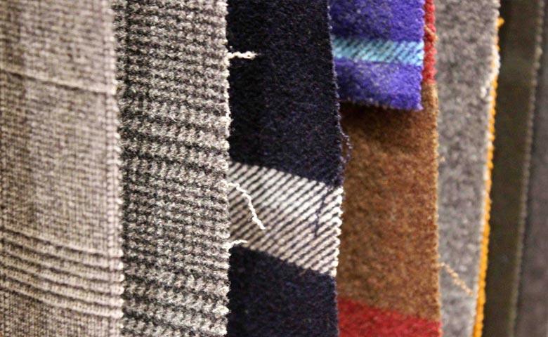 I tessuti a trama spessa, ottimali per il patchwork