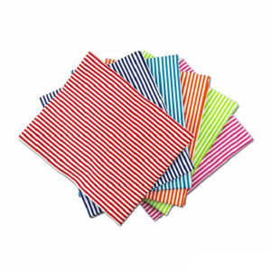 Fat Quarter Pack Lazy Bright Stripes