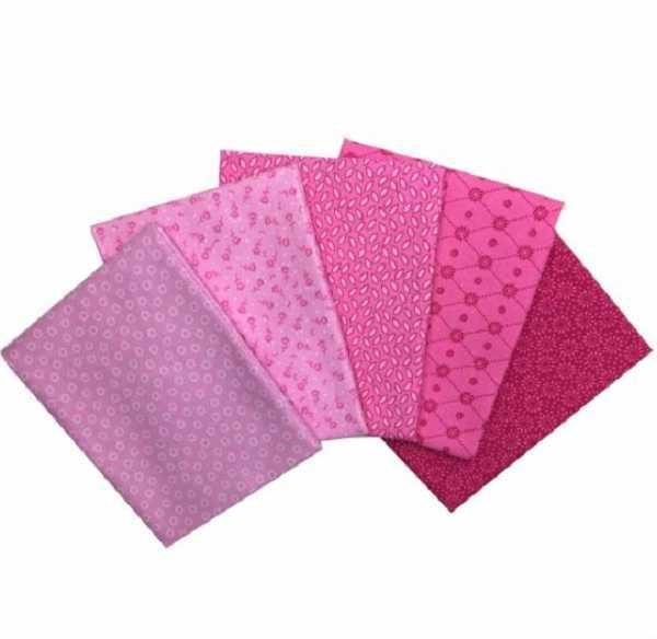 Fra Quarters Essential Pink