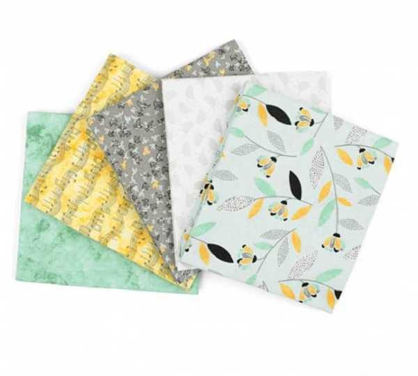 Fat Quarters Songbird