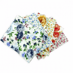 Fat Quarter Pack Spring Flower