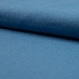 Canvas Cotone Blu Jeans
