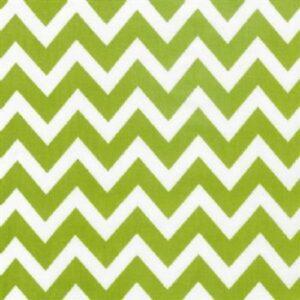 Cotone americano Remix Chevron Lime