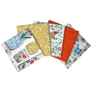 Fat Quarters Farm Fresh