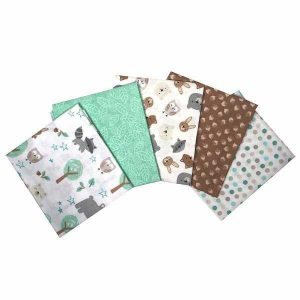 Fat Quarters Woodland
