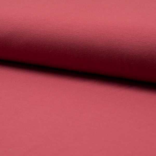 Jersey di Cotone Marsala