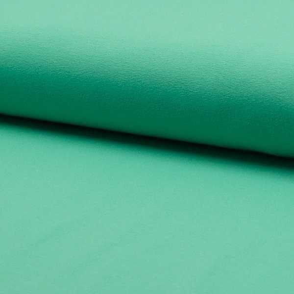 jersey maglina di cotone verde menta