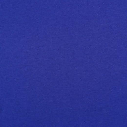 Maglina di Cotone Blu Cobalto