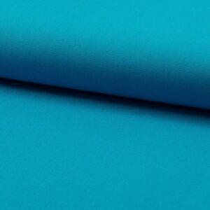 Cotone Canvas Blu Acqua