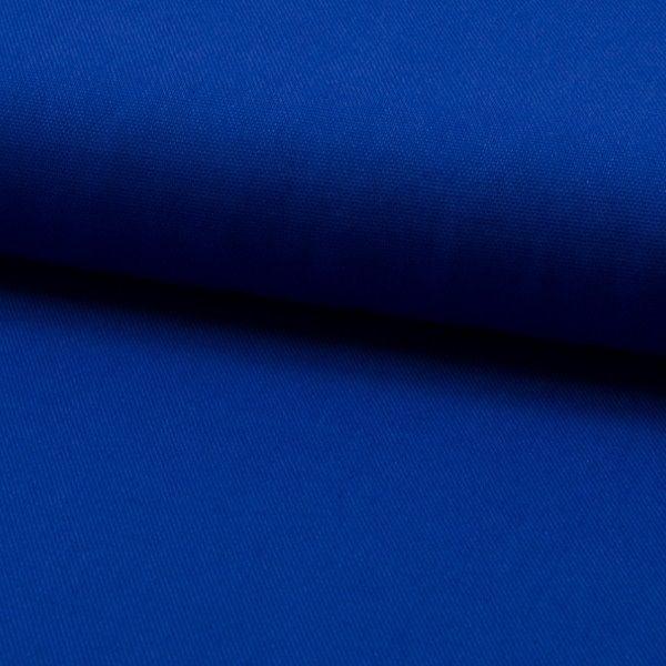 Cotone Canvas Blu Royal