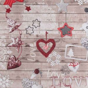 Cotone Canvas Christmas In Love