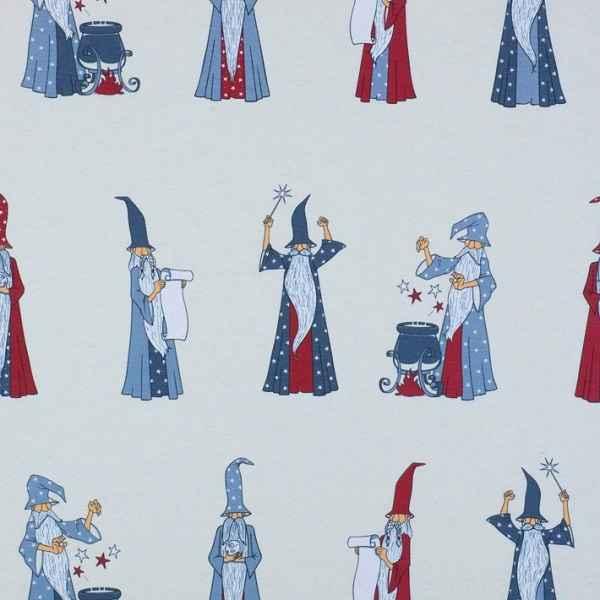 Cotone Canvas Natalizio Druids