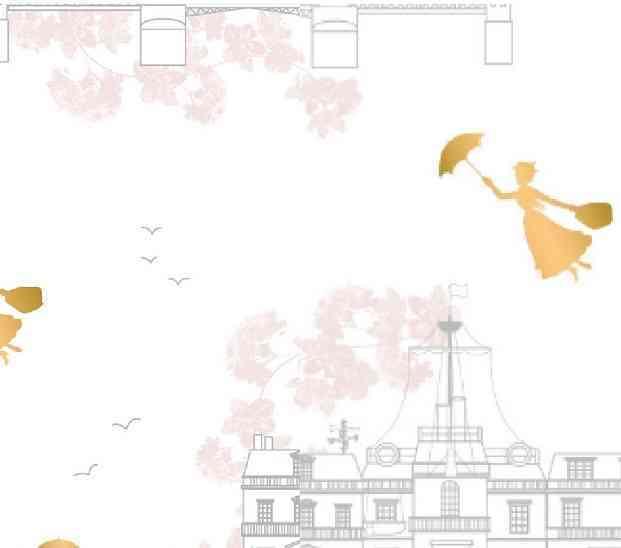 Cotone Mary Poppins