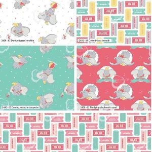 Fat Quarter Dumbo