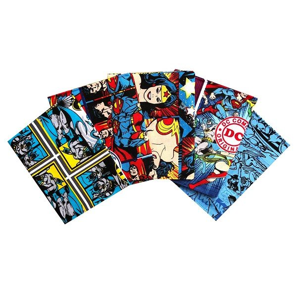 Fat Quarter DC Comics