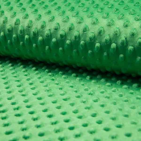 Pile Minky Verde