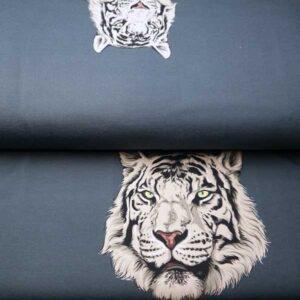 Jersey di Cotone Tiger Pannello