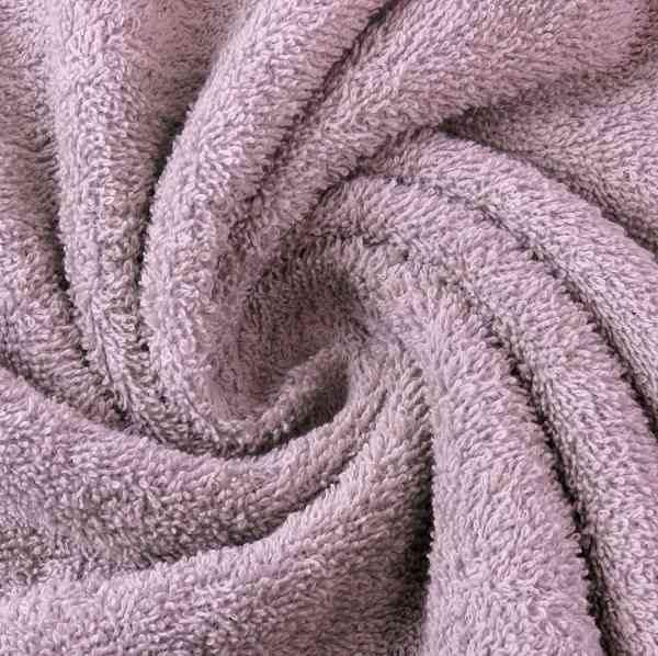 spugna di cotone rosa antico