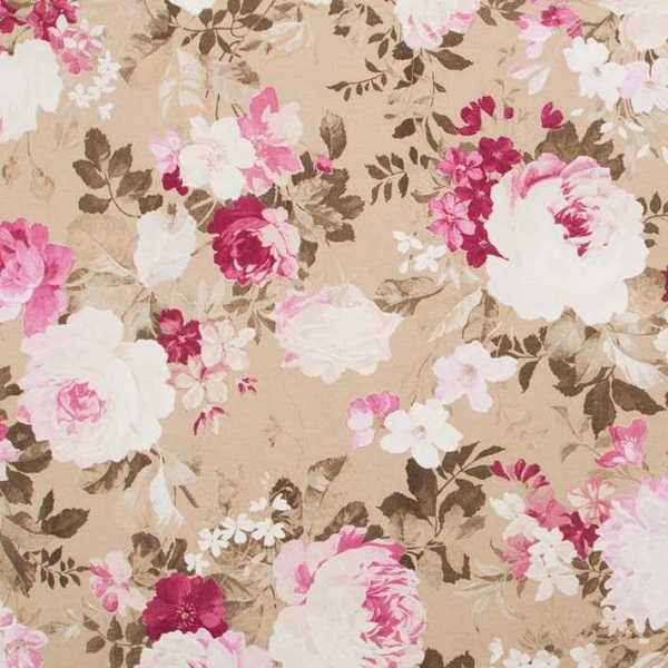 Cotone Canvas Roses Bloom