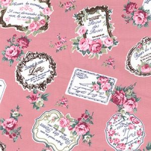 Cotone Romantic Shabby Pink