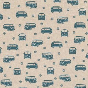 Cotone Canvas Hippie Van