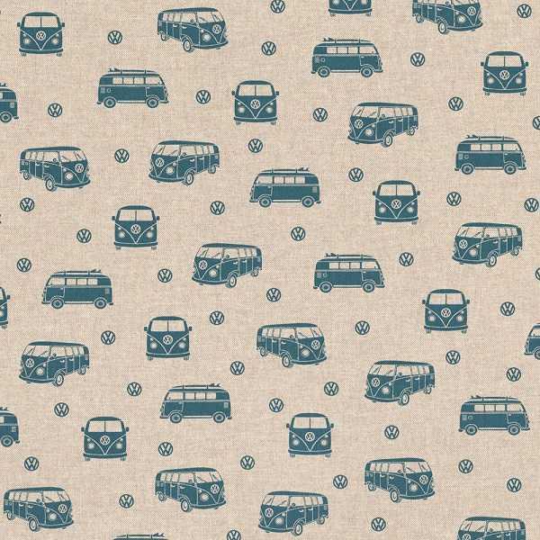 Cotone Canvas Hippie Van