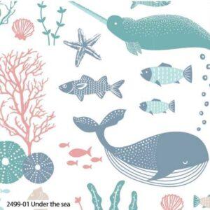 Cotone Under the Sea