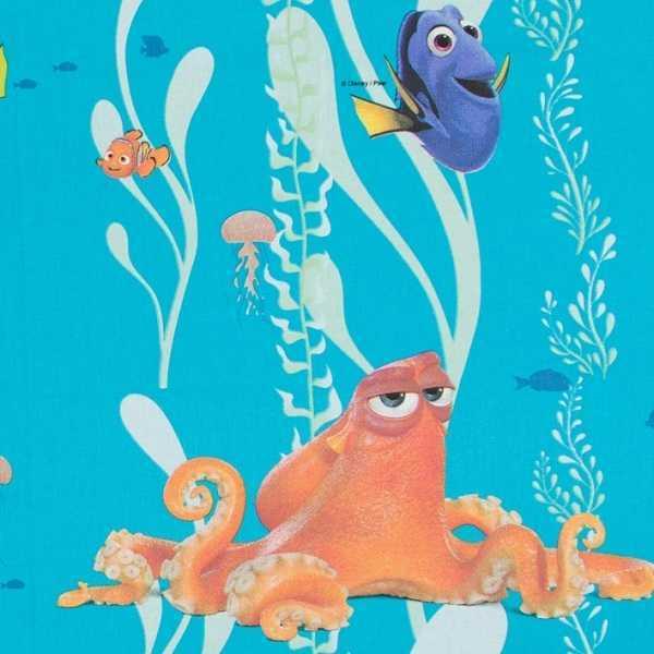 Cotone Disney Nemo e Hank