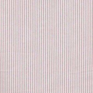 Cotone a Righe Rosa Antico e bianco