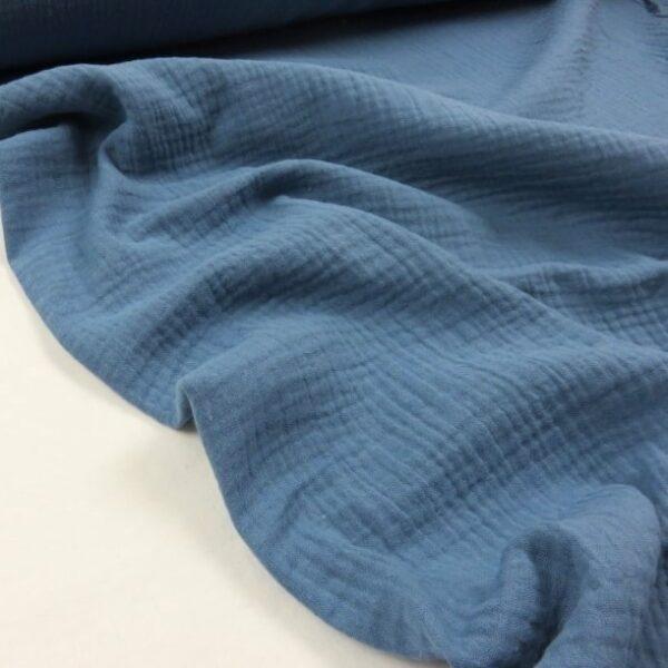 Mussolina Doppia Blu Jeans