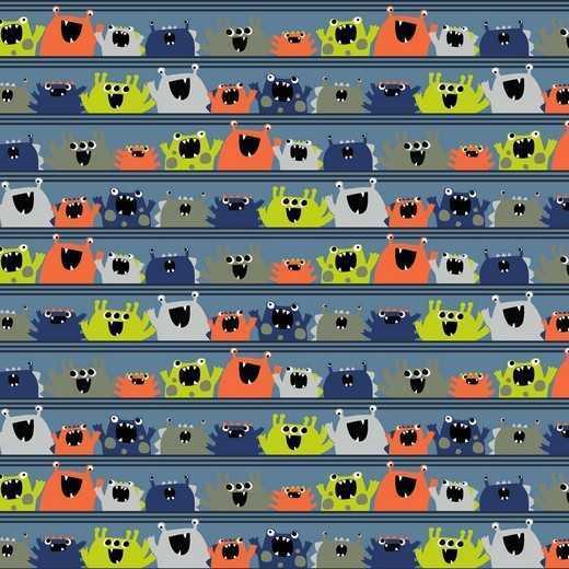 Cotone Organico Monsters