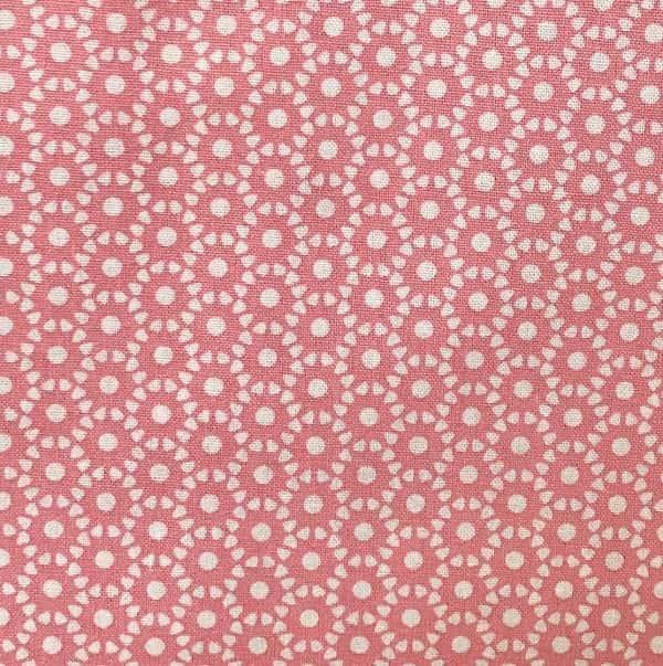 Cotone Geo Pink