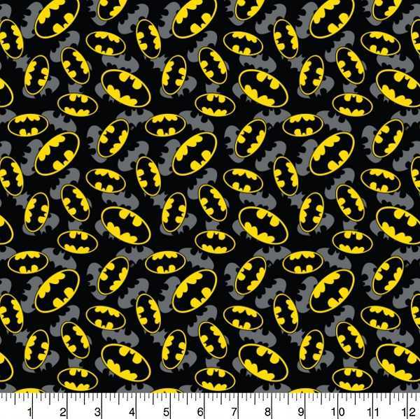 Cotone Batman Logo