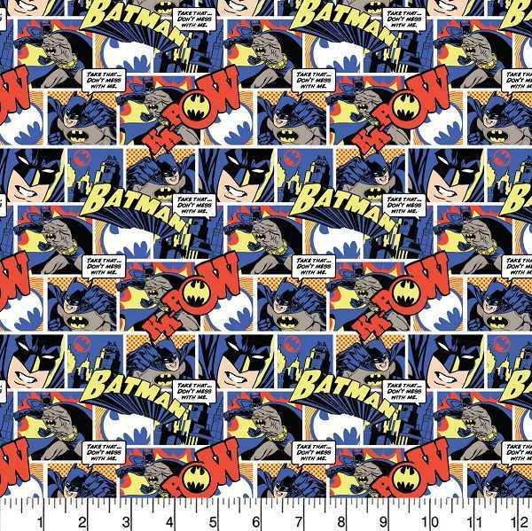 Cotone Batman Pop Comics