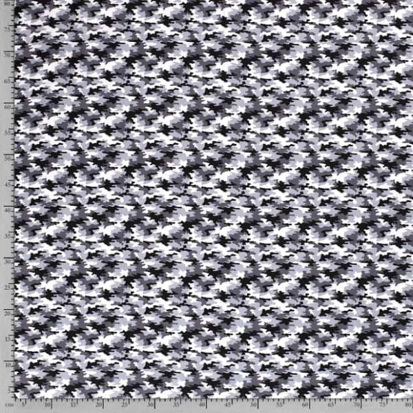Cotone Camouflage Grey