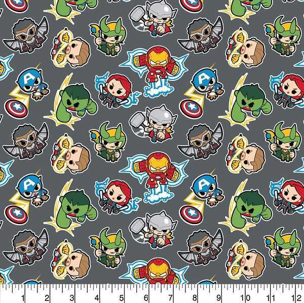 Cotone Marvel Mini Heroes