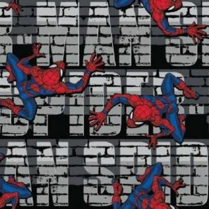 Cotone Spiderman Wall Crawler