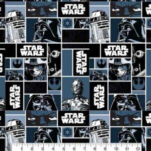 Cotone Star Wars