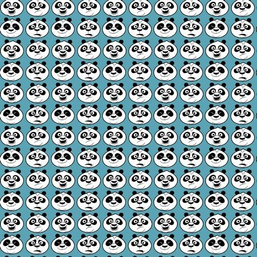 Cotone Kung Fu Panda
