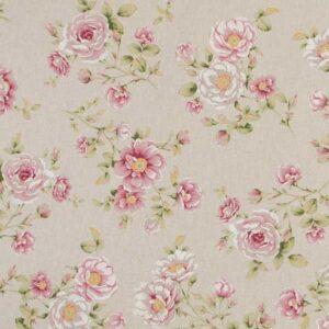 Cotone Canvas Roses Eveline