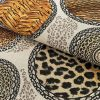 Cotone Canvas Mandala Animal Print