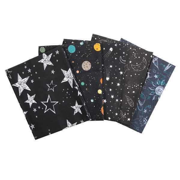 Fat Quarter Outer Space