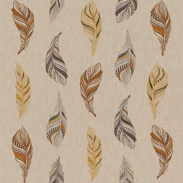 Cotone Canvas Feather Drawing