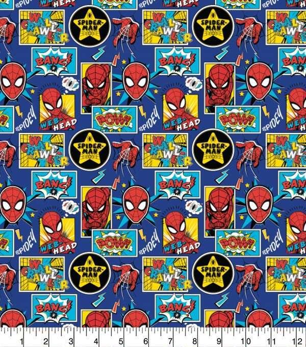 Cotone Spiderman Outside the Box